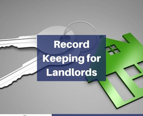 Landlords - records to keep
