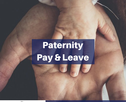 Paternity pay and leave