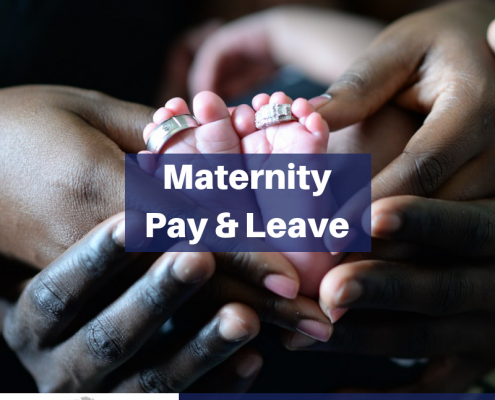 maternity pay and leave