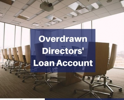 overdrawn directors' loan account