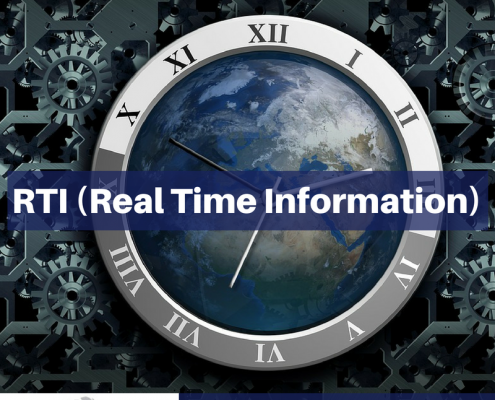 real time information RTI